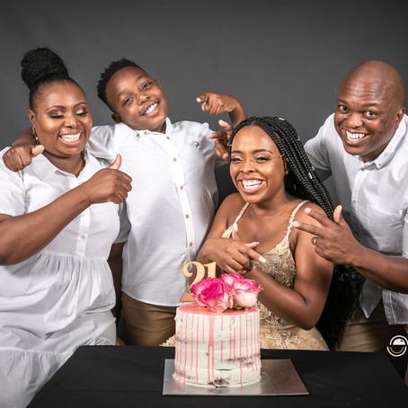 Tintswalo family shoot