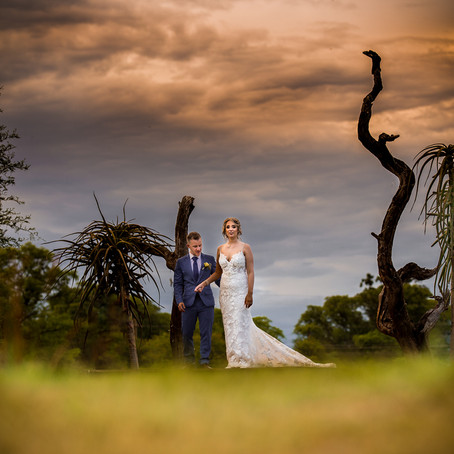 Dan & Anelme - Wedding Day images