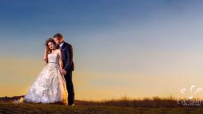 Garth & Michelle Wedding Day