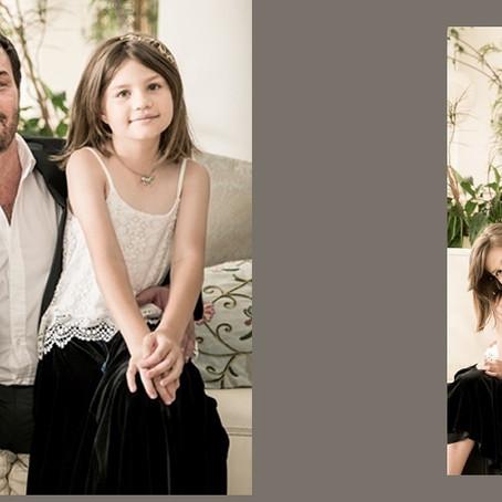 Family shoot: Leao's album