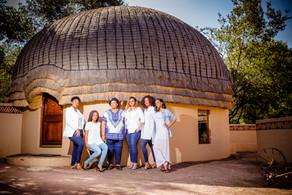 Lesedi Cultural village - Family shoot