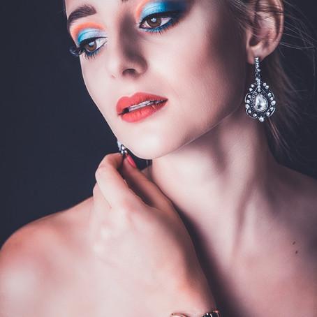 Make-up Artist work