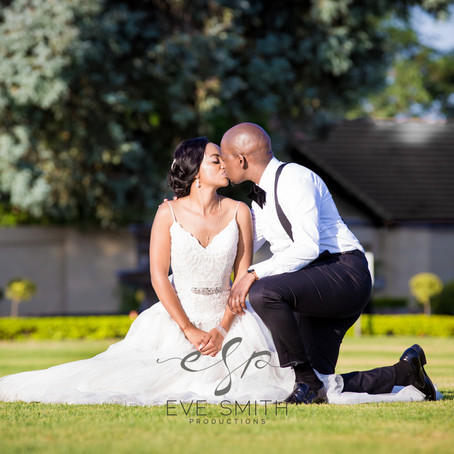Rionette & Thulani Wedding