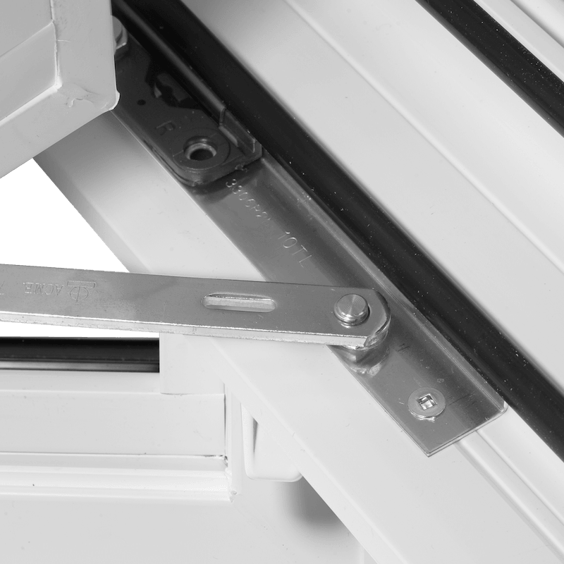 Stainless Steel Hinges and Tracks