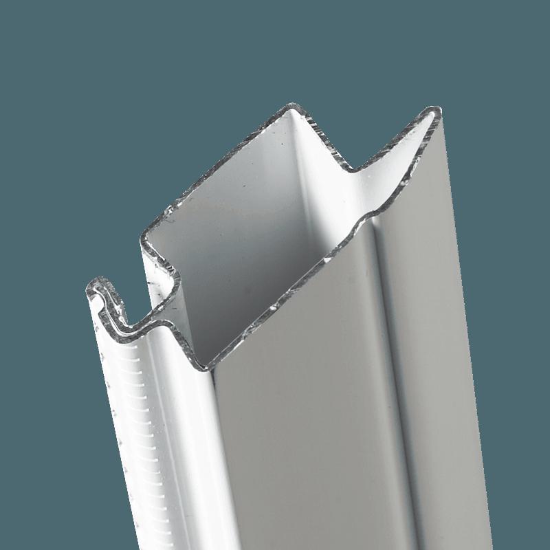 Heavy Duty Extruded Aluminum Screen Bar