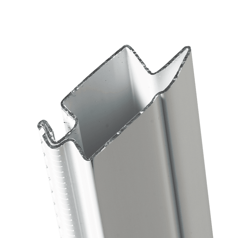 Heavy Duty Extruded Aluminum Screen Bar