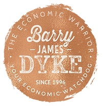 The Economic Warrior - Barry James Dyke logo