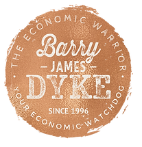 Barry James Dyke - Best Selling Author