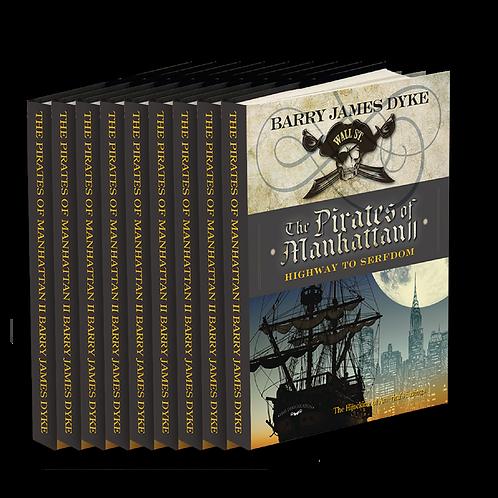 The Pirates of Manhattan II - Box of 9