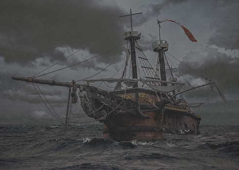Best Seller - The Pirates of Manhattan
