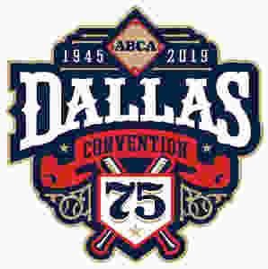 ABCA 75th Annual Logo - Dallas, TX