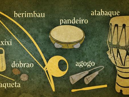 カポエイラの楽器