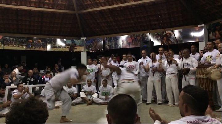 アバダ・カポエイラ54カ国参加世界大会。