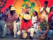 Tambor de Crioula マラニャオン州 タンボール・ヂ・クリオーラ