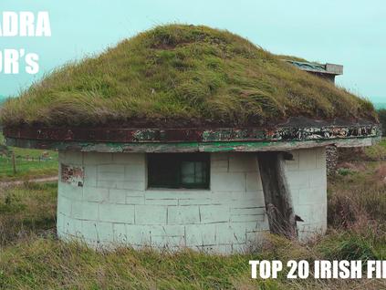 MADRA MÓR's top 20 Irish films