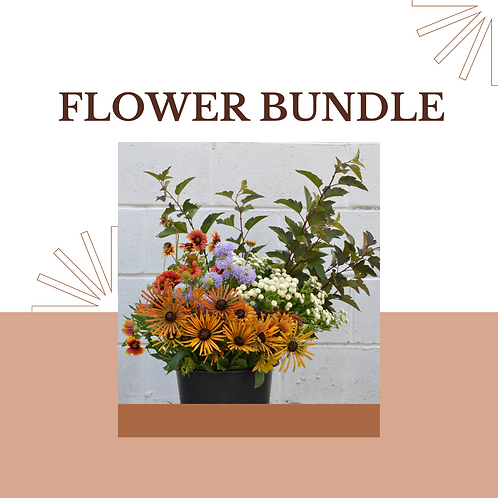 2021 Fall Flower Farmer Bundle Pre-Order