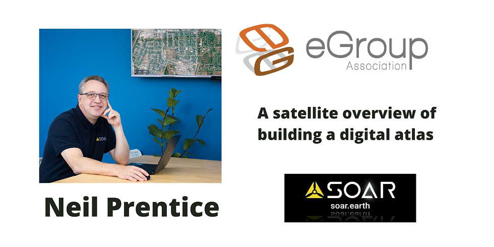 Soar - A Satellite overview of building a global digital atlas