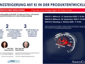 """""""Effizienzsteigerung mit KI in der Produktentwicklung"""""""