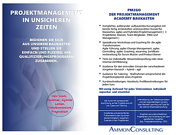 PM2Go Projektmanagement Akademie