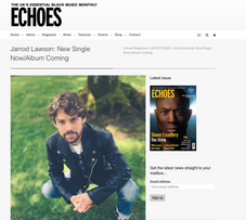 June 16, 2020 interview w/ Echoes Magazine