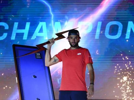 Итоги выставочных турниров и другие новости тенниса