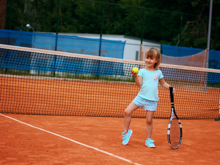 Стоит ли отдавать ребёнка в большой теннис?