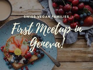 First Geneva Family Brunch at Alive Vegan Café!