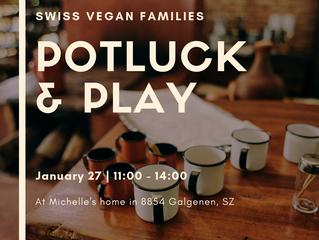 Potluck & Play
