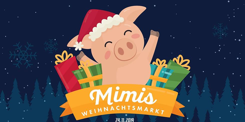 Bake Sale at Mimi's Weihnachtsmarkt