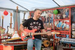 Gitarove Muzeum - Exterierove vystavy -
