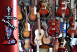 Gitarove Muzeum - interier 02