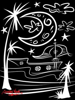 1-27-13 Night Ship