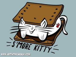 5-28-18 S'more Kitty