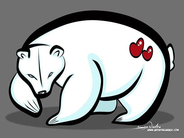 2-22-18 Polar Bear