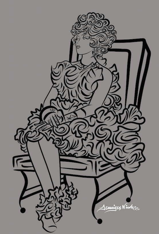 7-30-14 Effie Trinkets Sketch.png