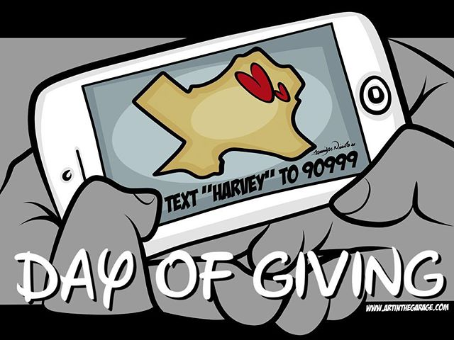 8-31-17 Day Of Giving