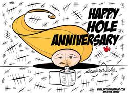 1-30-21 Happy Hole Anniversary
