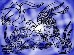 5-1-13 Mermaid Trinkets