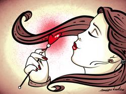 4-12-16 Kisses