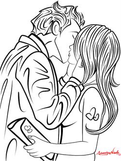7-13-14 Kiss Sketch.png