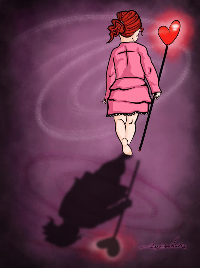 4-3-15 The Littlest Queen Of Hearts