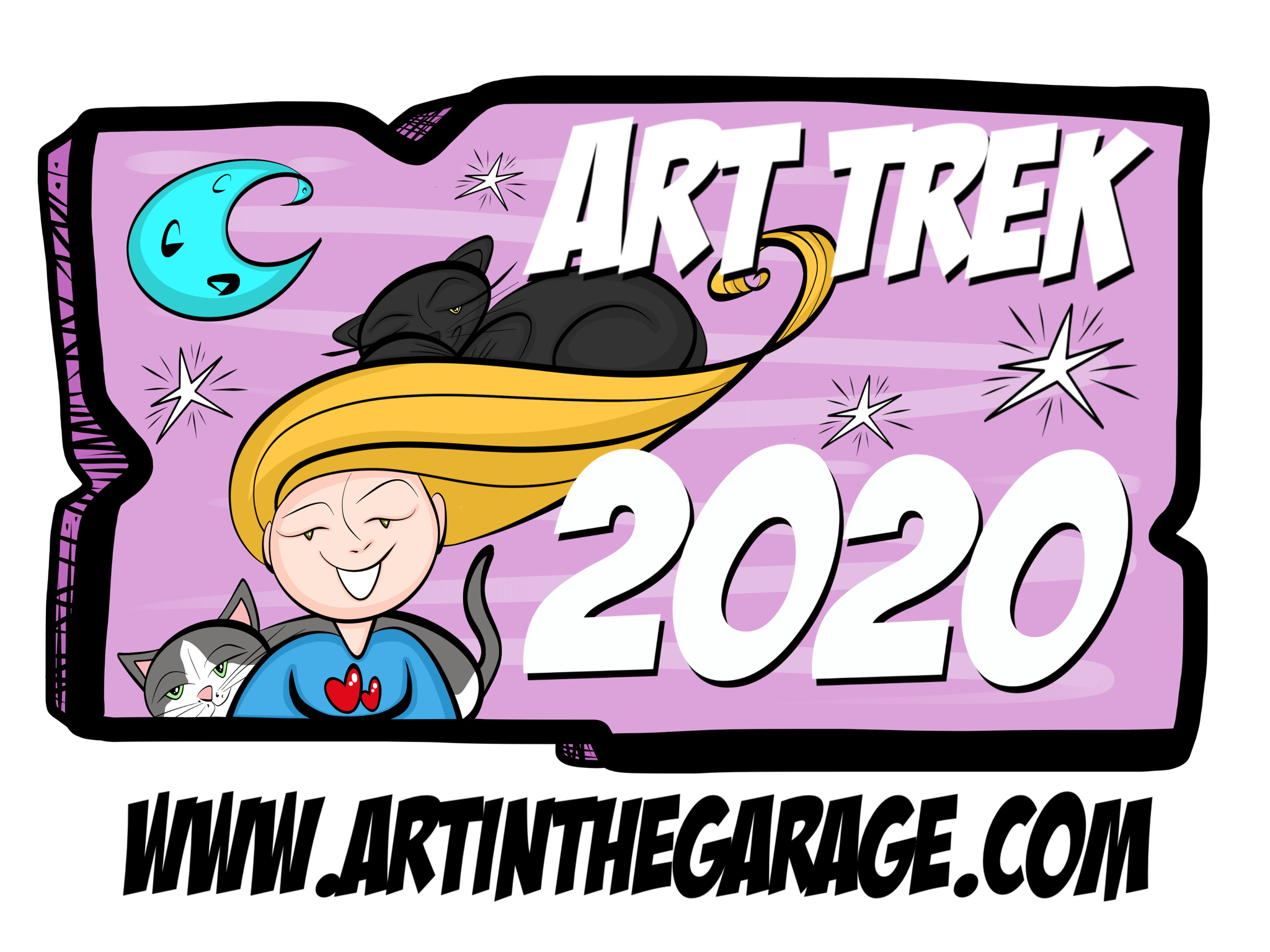 12-21-19 Art Trek 2020 Button TPG