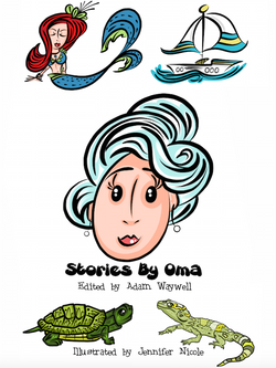 12-10-14 Stories By Oma Book Cover Words.png