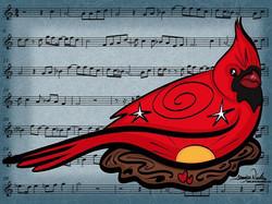 2-20-18 Cardinal Song