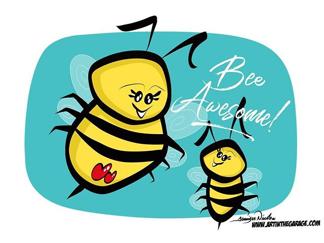 9-18-18 Bee Awesome