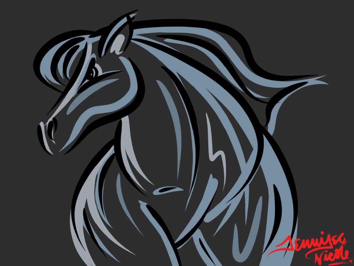 2-28-13 Horse
