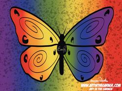 7-5-21 Butterfly