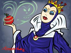 11-11-13 Evil Queens & Apples