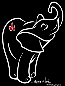 4-30-16 white Elephants
