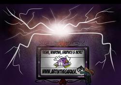 7-22-19 Thunder And Lighting Storm
